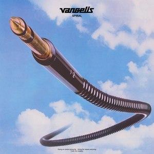 Spiral (Vangelis album) - Image: Vangelis Spiral