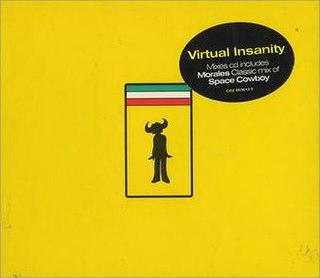 Virtual Insanity 1996 single by Jamiroquai