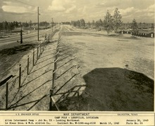 WW II POW Camp to Fort Polk