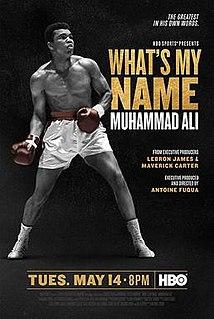 <i>Whats My Name: Muhammad Ali</i> 2019 American documentary film