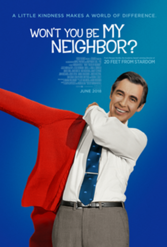 Won't You Be My Neighbor? (film) - Theatrical release poster