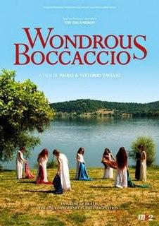 <i>Wondrous Boccaccio</i> 2015 Italian film
