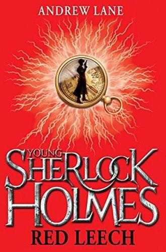 Young Sherlock Holmes: Red Leech - MacMillan Books 2010 paperback edition