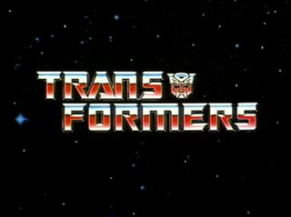 <i>The Transformers</i> (TV series) 1984–1987 animated TV series