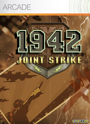 1942: Joint Strike - XBLA boxart