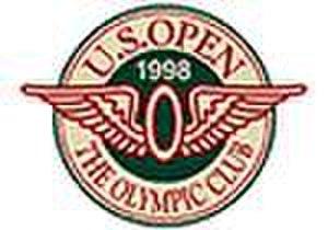 1998 U.S. Open (golf) - Image: 1998Open Logo