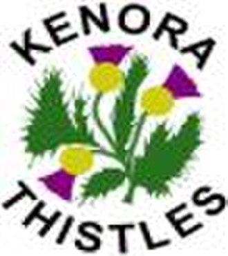 Kenora Thistles (senior) - Image: 2006 Thistles