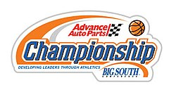 2010 Big South Championship logo