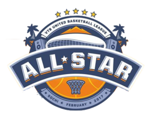 2017 VTB United League All-Star Game - Image: 2017 VTB United League All Star Game logo