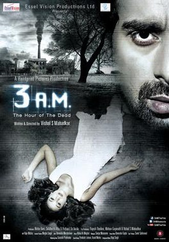 3 A.M. (2014 film) - Theatrical release poster