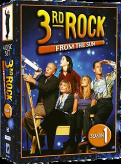 <i>3rd Rock from the Sun</i> (season 1)