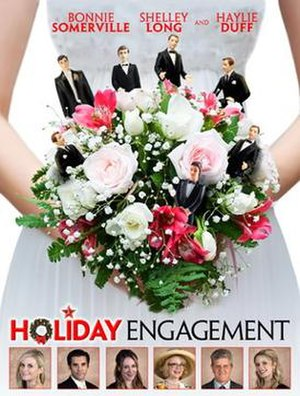 Holiday Engagement - Image: A holiday engagement