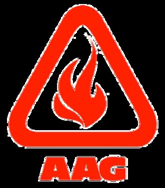 AAG TV - Image: AAG TV Logo