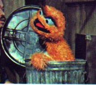 Oscar the Grouch - The original orange version of Oscar from Season 1 (1969–1970)