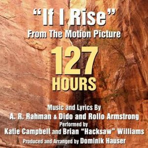 If I Rise - Katie Campbell single cover