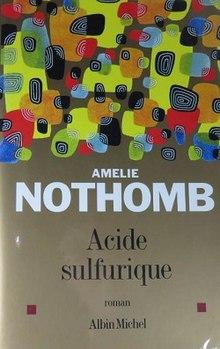 sulphuric acid novel wikipedia. Black Bedroom Furniture Sets. Home Design Ideas