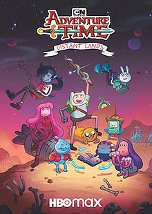 Adventure Time: Distant Lands - Wikipedia