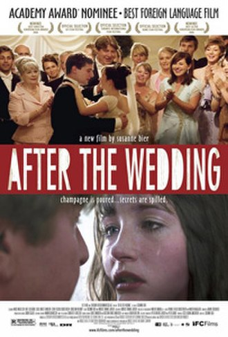After the Wedding - Promotional poster for After the Wedding