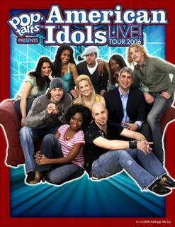 American Idols Live! Tour 2006