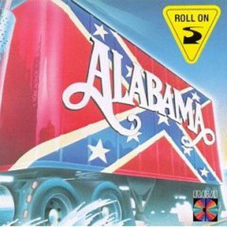Roll On (Alabama album) - Image: Alabama Roll on