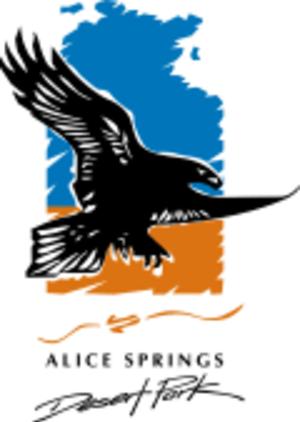 Alice Springs Desert Park - Image: Alice Springs Desert Park logo
