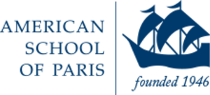 American School of Paris - Image: American School of Paris logo