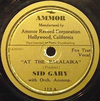 Ammor Records - Ammor 113 side A