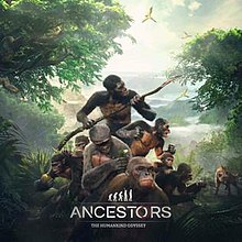 220px-Ancestors_The_Humankind_Odyssey_cover_art Ancestors: The Humankind Odyssey for PC - Download Ancestors The Humankind Odyssey PC for Free! (Official Game)