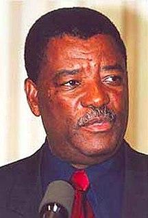 Anderson Mazoka Zambian politician