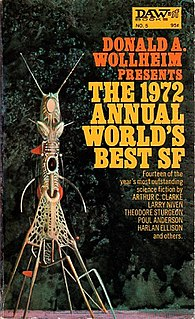 The Annual Worlds Best SF