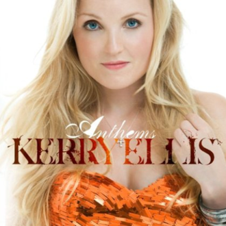 Anthems (Kerry Ellis album) - Image: Anthems cover