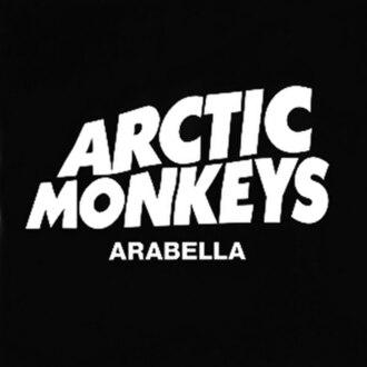 Arabella (song) - Image: Arctic Monkeys Arabella