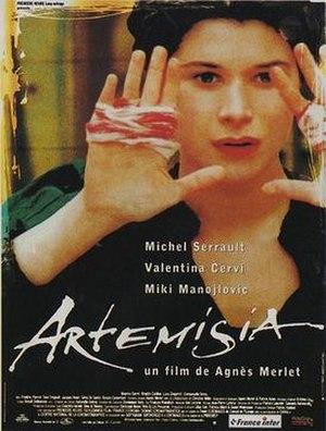 Artemisia (film) - Theatrical release poster