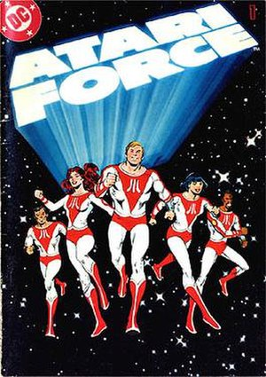 Atari Force - Image: Atariforce 1 01