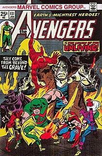 Legion of the Unliving Fictional comic book superhero groups