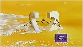 BBC Two Personality idents