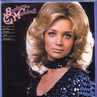 Lovers, Friends and Strangers - Image: Barbara Mandrell Lovers