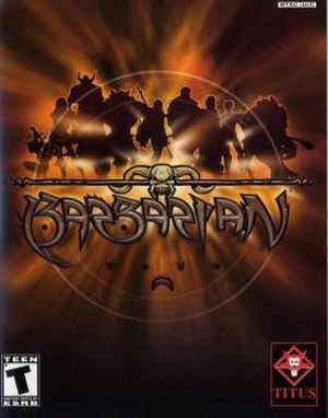 Barbarian (2002 video game)