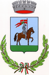 Coat of arms of Bassano in Teverina