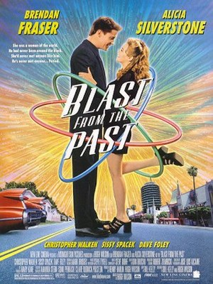 Blast from the Past (film) - Theatrical release poster.