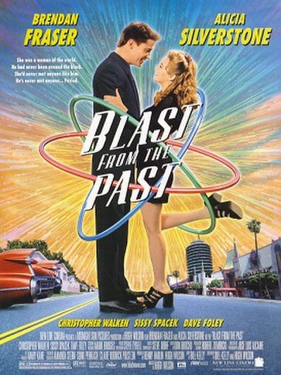 Picture of a movie: Blast From The Past