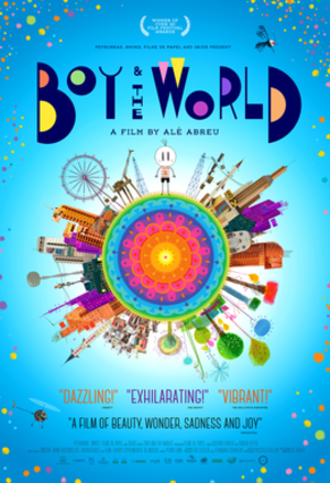 Boy and the World - Image: Boy and the World film poster