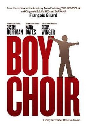 Boychoir (film) - Teaser poster