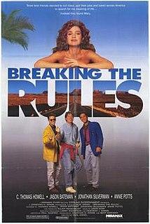 <i>Breaking the Rules</i> (film) 1992 American film