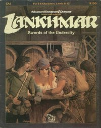 Cover of Swords of the Undercity