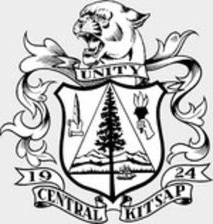 Central Kitsap High School - Image: CKHS logo small