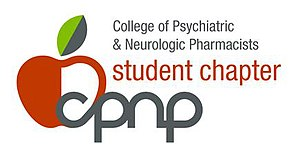 College of Psychiatric and Neurologic Pharmacists - CPNP Collegiate Chapter Logo