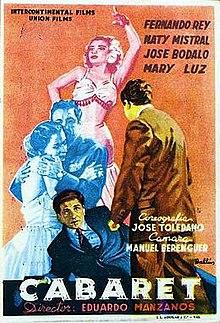 Cabaret 1953 Film Wikipedia