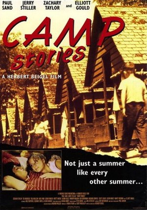 Camp Stories - Promotional poster