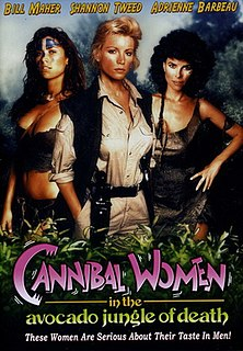 <i>Cannibal Women in the Avocado Jungle of Death</i>